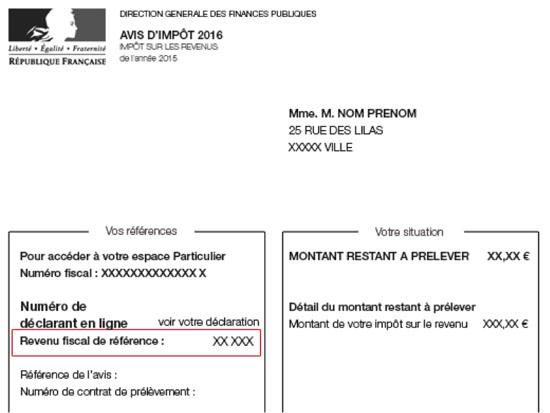 Quel Document Dois Je Fournir Pour Justifier Des Revenus De Mon